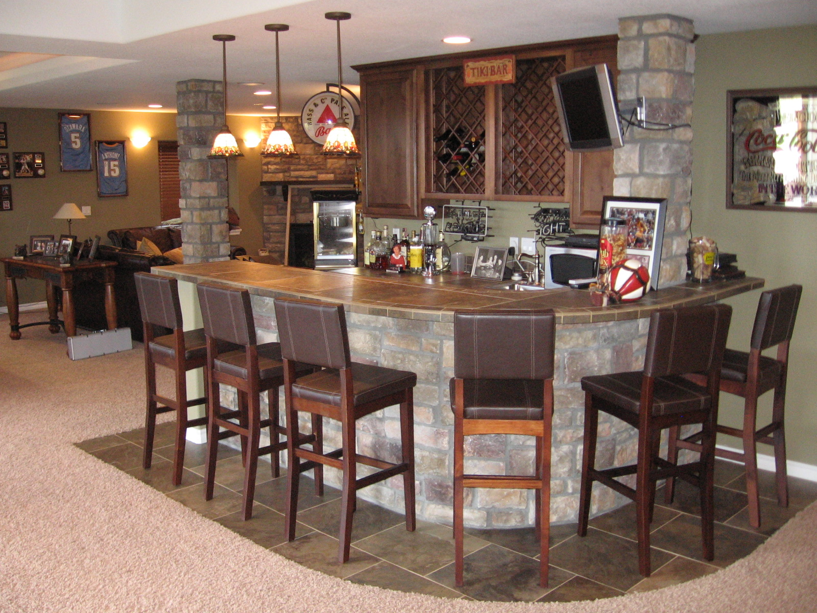 Quality renovations basement remodeling for Quality basement